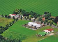 Schümann Landtechnik aus der Luft