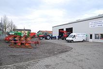Werkstatt für Landmaschinen
